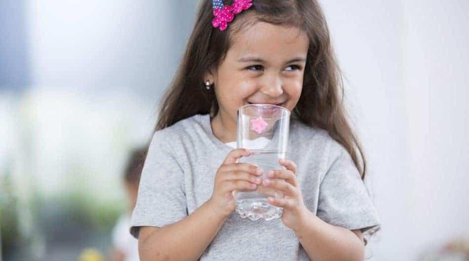 7 ways to get children to drink more water