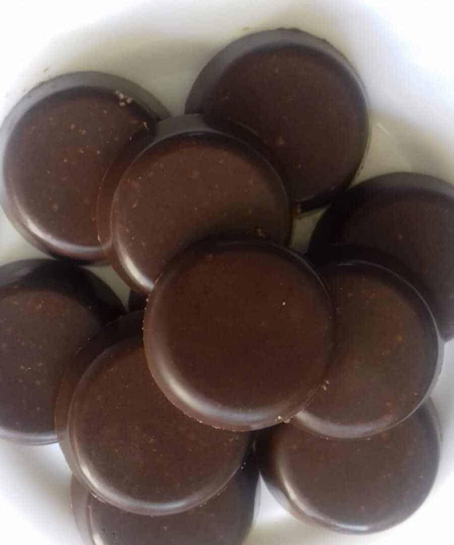 Macadamia Fat Bombs